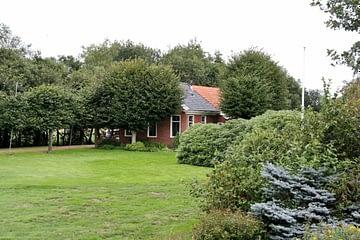 Schöner Resthof im Außengebiet von Siddeburen (Niederlande), 9628AR Siddeburen (Niederlande), Bauernhaus
