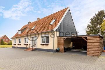 Modernisiertes Einfamilienhaus mit Einliegerwohnung – Inkl. Photovoltaikanlage, 26909 Neubörger, Einfamilienhaus