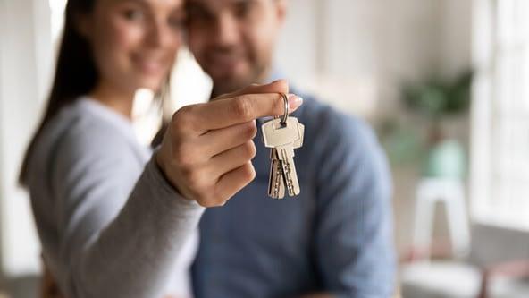 CBS: helft woningen boven vraagprijs verkocht